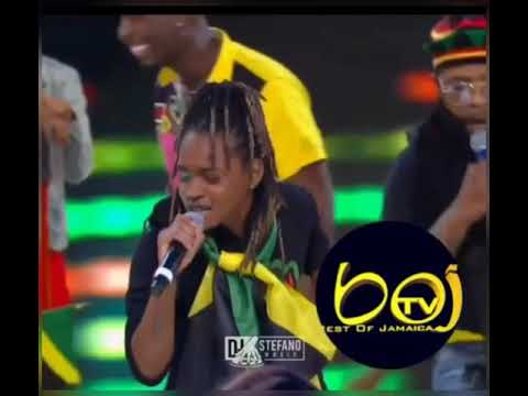 Koffee Getting BIGGER BIGGER ! Makes International Tv Appearance With Nick Cannon + A Throw Back Act