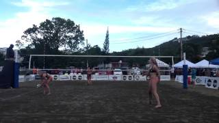 Beach Volleyball Youth Olympic Games Qualifier