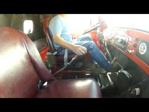 1959 GMC DETROIT DIESEL SHIFTING