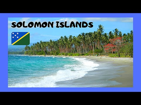 Solomon Islands Historic Tetere Beach From Ww2 In Guadalc American Invasion