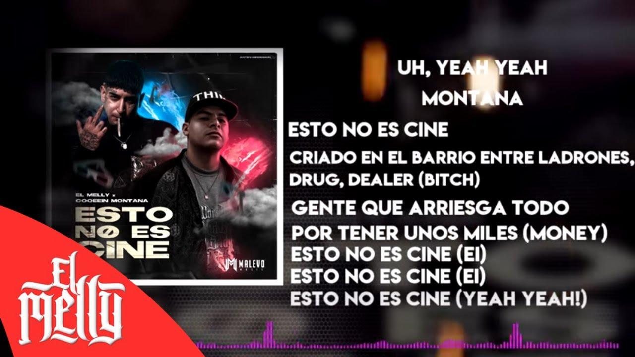 El Melly X Coqeein Montana - Esto No Es Cine (Prod By Rey Del Beat)