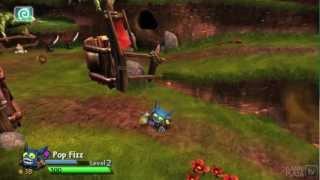 Skylanders: Giants Demo Part 1/2