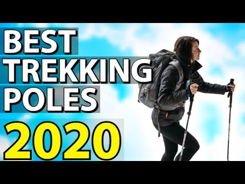 ✅ TOP 5: Best Trekking Poles 2020