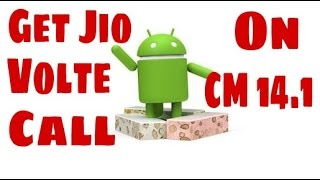 How To Fix JIO/VoLTE Calling Issue On Any CUSTOM Rom [AOSP] / How to