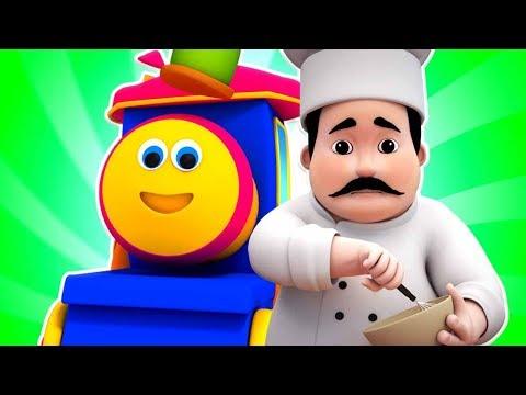Bob kereta api   Muffin lelaki lagu   lagu untuk anak-anak   lagu toko roti   Lagu Anak