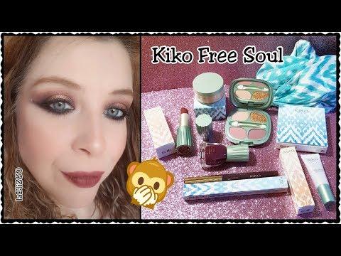 Kiko Free Soul - Collezione primavera 2018 - i miei acquisti || laeliz80