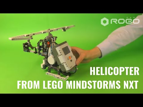 Helicopter - LEGO Mindstorms NXT