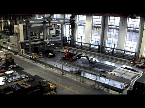 MAN Diesel PowerTec Maschine (Zeitraffer)