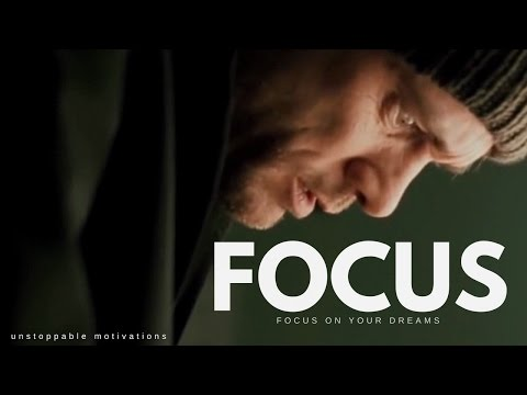 FOCUS – Motivational Speech for Success In Life 2016 (Focus on Your Dreams) – Download Present