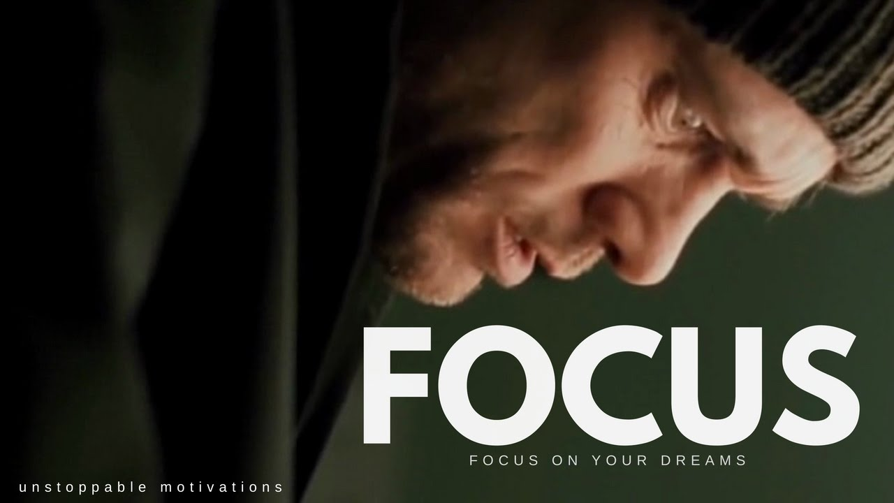 FOCUS - Motivational Speech for Success In Life 2016 (Focus on Your Dreams)  - Download Present