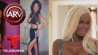 Madre de tres hijos dispuesta a ser Barbie | Al Rojo Vivo | Telemundo