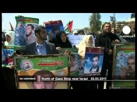 """Palestinians mark 35th anniversary of """"Land... - no comment"""