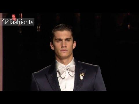 Carlo Pignatelli Cerimonia Men Spring/Summer 2014   Milan Men's Fashion Week   FashionTV