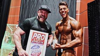 Paul Unterleitner wird PROFI im Natural Bodybuilding!