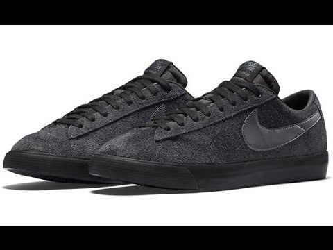 456357816eb98 Nike SB Blazer Low GT Skate Shoes-Review-The-House.com - YouTube