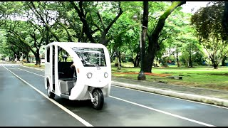 UPD Electric Tricycles