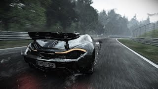 DriveClub vs. High-End 4K Ultra Max Setting PC Exclusive Racing Game