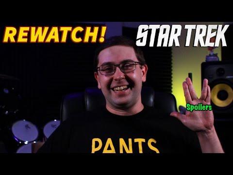 REWATCH! Star Trek 2009 - SciFi Reboot Movie