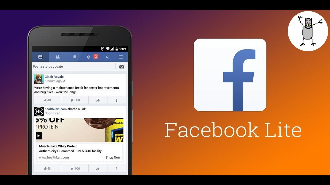 free download fb lite for android