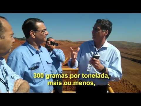 Jair Messias Bolsonaro e a CBMM, o estudo sobre o nióbio, a maior riqueza Nacional