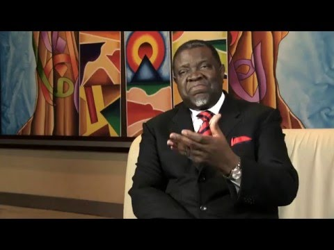 Executive Focus: Hage G. Geingob, Minister of Trade and Industry, Republic of Namibia