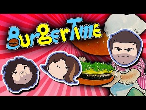 Burger Time - Grumpcade