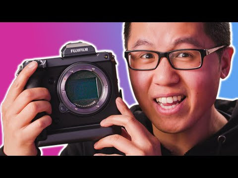 Why is this $10,000??? - Fujifilm GFX100