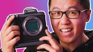 Why is this $10,000??? - Fujifilm GFX100