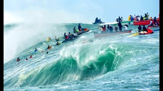 Top 10 Largest Waves While Surfing