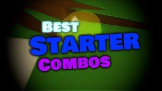 Best starter combos   Roblox Elemental Battlegrounds