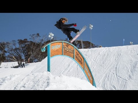 Norwegian Snowboard Team At Perisher | TransWorld SNOWboarding