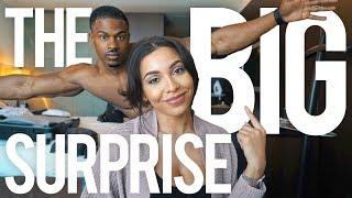 THE BIG SURPRISE | Simeon Panda & Chanel Coco Brown