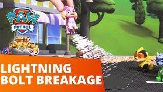 PAW Patrol | Lightning Bolt Breakage | Toy Episode | PAW Patrol Official & Friends