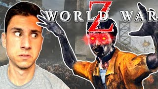 CAN WE SURVIVE THE ZOMBIE APOCALYPSE? | World War Z Gameplay