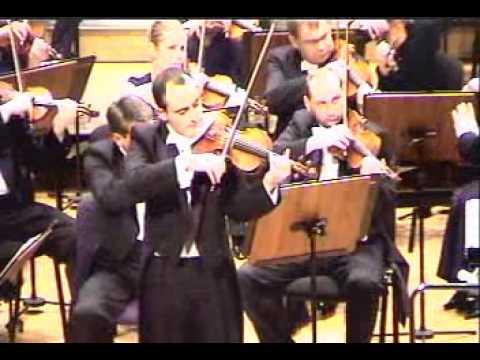 N. Paganini - Violin Concerto No. 1 in D major, Op. 6