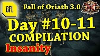Path of Exile 3.0 Fall of Oriath: DAY #10-11 Compilation from Youtube and Twitch
