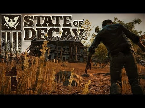 PRANCING ZOMBIES | State of Decay #1 |