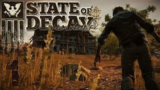 PRANCING ZOMBIES | State of Decay #1
