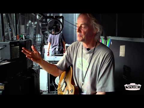 VOX All Access: Backstage and Behind the Wall at Yankee Stadium with Snowy White and his VOX AC30s