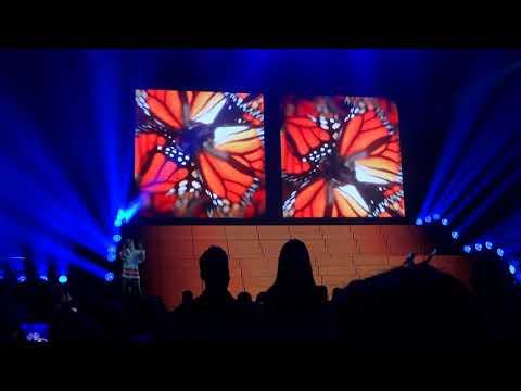 Halsey - Angel On Fire (Live)