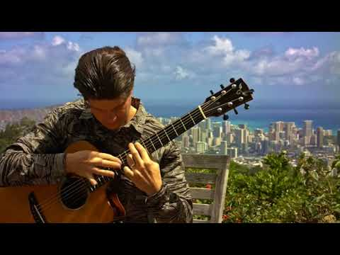 Jeff Peterson performs Tantalus from Wahi Pana, Songs of Place