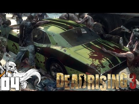 THE DEADLY JOYRIDE!!! - Let's Play Dead Rising 3 Gameplay