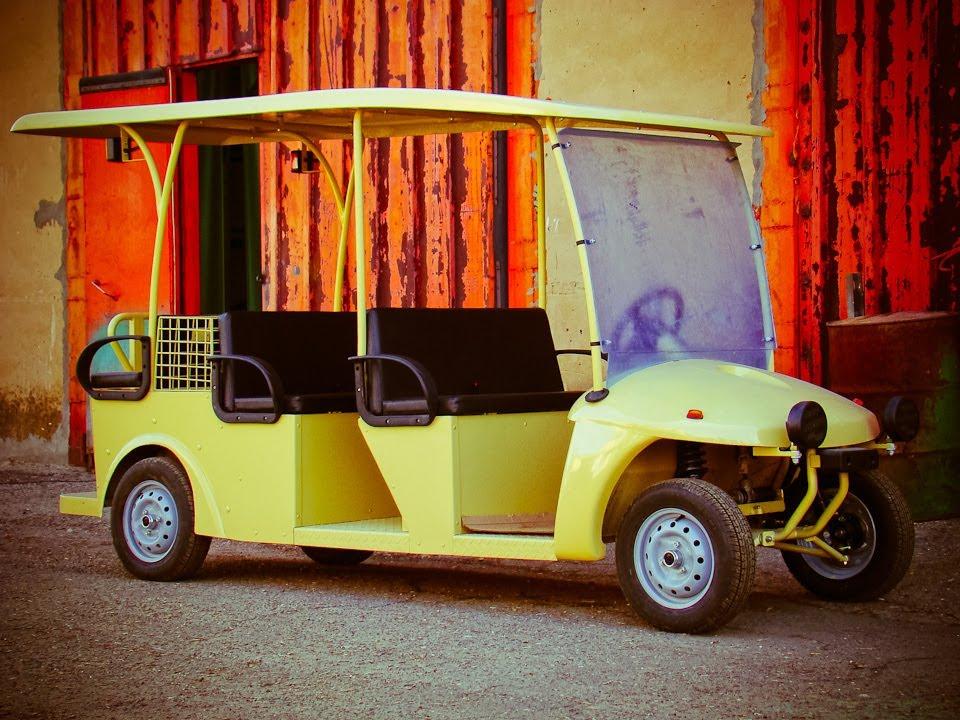 Российский Пассажирский Электромобиль ГЕРДАКАР | Индийский Велосипед. Скутеры Выглядят как Прокат