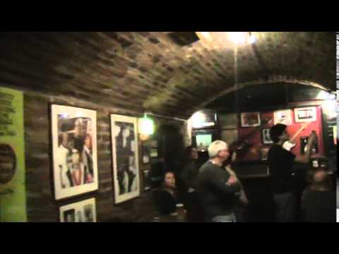 The Beatles Tribute Band-Cavern Club, Liverpool, England