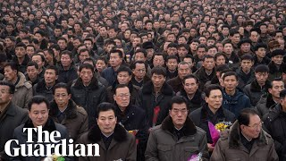 North Korea marks seventh anniversary of death of  former leader Kim Jong-il