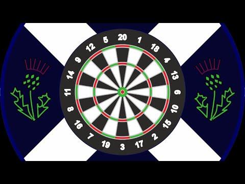 The Celtic Challenge Trophy | Day 2 | Scottish Darts Association