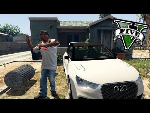 GTA V VIDA REAL MODS #2 - MI NUEVA CASA!! - ElChurches