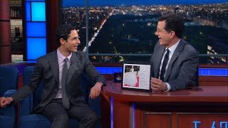 Zac Posen Gives Stephen A Quick Science Lesson