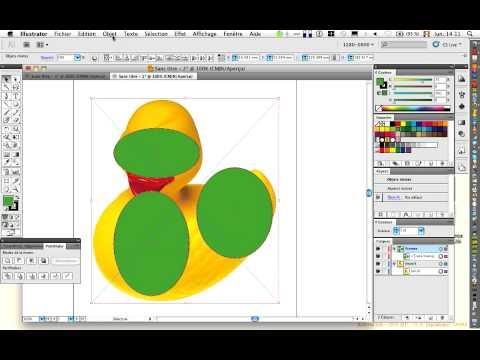 vraiment à l'aise recherche d'authentique nouvelle version 20101213 GR1 masque d'écrêtage et tracé transparent avec image (illustrator  cs5)