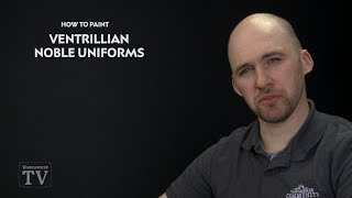 WHTV Tip of the Day - Ventrillian Noble Uniforms.